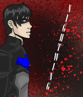 YJ Nightwing by EveryDayArtist
