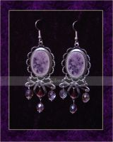 Earring Victorian by Silme by Amelyse