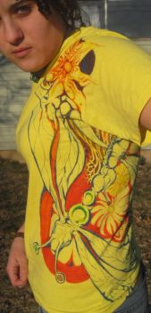 dragonfly tee by passtheherb