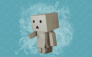 Danbo Wall by DiFoGA