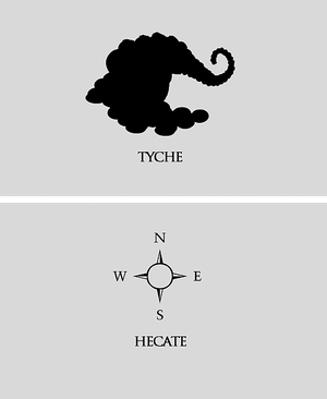 Cabins - Tyche and Hecate