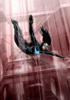 Nightwing Beyond by Iantoy