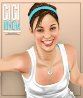gigi rivera by biktor21