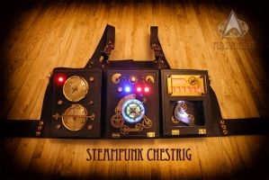 Steampunk Chestrig 1 by flosvensson