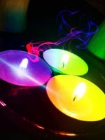 Colorful Candles.. by lily314