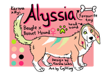 Alyssia by cmy376