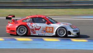 911 Le Mans 2010 2 by Dany-Art