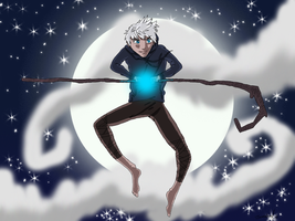 Jack Frost of the Night Sky by Cynder18