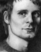 Matthew Bellamy by Collettie