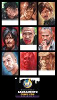 WIZARD WORLD COMIC CON EXCLUSIVE PSC's Batch #1 by MJasonReed