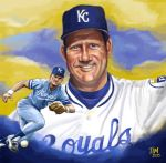 George Brett by huskertim27