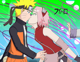 NaruSaku: Helping Hand?? by Ryeharo