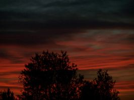Omen Sunset by House-of-Creativity