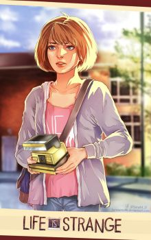 Life Is Strange: Max by SaraSama90