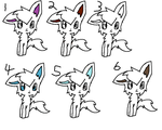 Cat adoptable base by VictoriaTheVictini