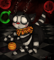 Little Clown by Ocene