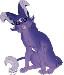 Young Luny ID by Lunewen
