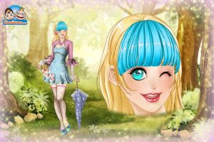 Gift: Vivien Cute Outfit by MsKittenCreations