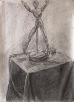 Still Life Charcoal 1 by shipleyweasley