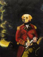 Lord Heathfield the Dog by fenrir66