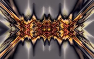 FLASH OF FRACTAL ENERGY by Voyager-I