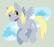DERPY by BUBBLE89