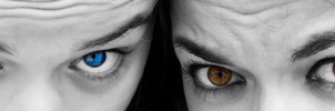 Look into our eyes by albiita