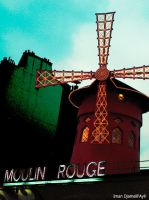 Moulin Rouge by caliiope