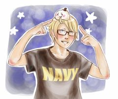 APH: proud mochi owner by a-lonely-me