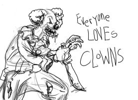 Clowning Around by buster126