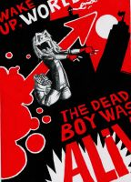 The dead boy was alive by Ekiriam