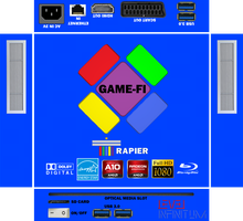 Game-Fi Console Templates by LevelInfinitum