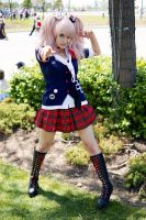 Junko Enoshima at Anime North 2014 #2 by Lightning--Baron