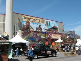 Calgary Stampede 02 by ChapterAquila92