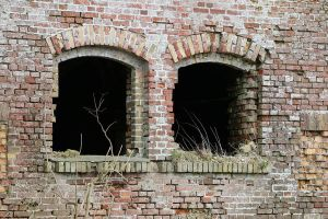 Abandoned building Stock 04 by Malleni-Stock