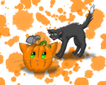 Warriors Halloween CE by Moonflight-RiverClan