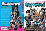 EMPOWERED 2 front + back cover by AdamWarren
