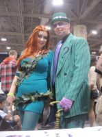 Fourth day at Fan expo 3 by WhiteFox89