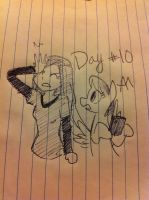 30 day challenge - day 10 by Bananers97