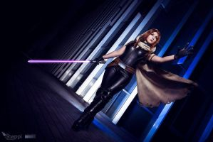 Mara Jade - Star Wars by Shappi