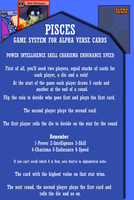 AC: Pisces Game Manual by EzzyAlpha