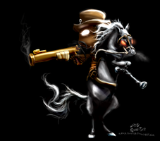 The Outlaw by NinjaFerret22
