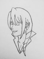 Klavier Gavin by AbbeWinter