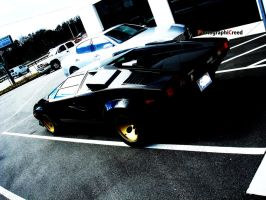Countach by PhotographiCreed