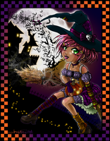 Halloween Contest by Drowning-Comic