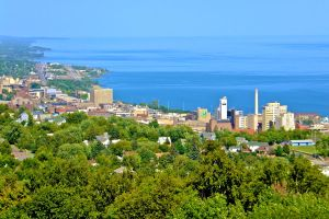 Enger Tower Overlook by WestSideofMidnight