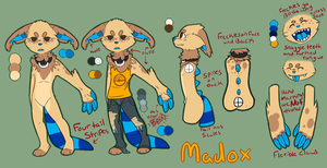 Madox reference by Rellosaur