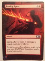 FREE ALTER #3:Searing Spear by OhMaiAlters