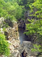 Great Falls of the Potomac 63 by Dracoart-Stock