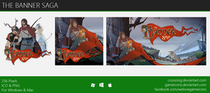 The Banner Saga - Icon by Crussong